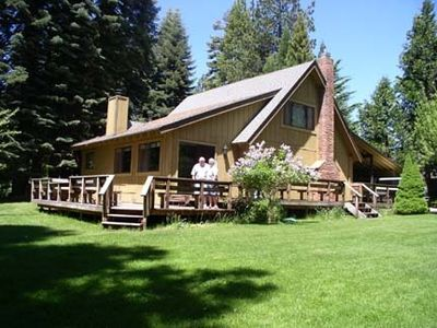 Lake Almanor Country Club Cabin Across Street from Lake & Rec Area #1