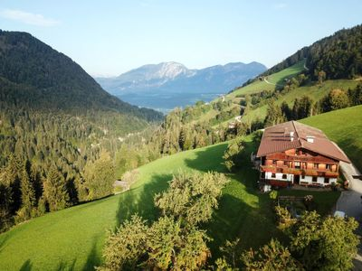 Photo for Apartment Hundsegghof (WIL697) in Oberau - 8 persons, 3 bedrooms