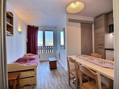 Photo for Apartment Plagne Soleil, 1 bedroom, 4 persons