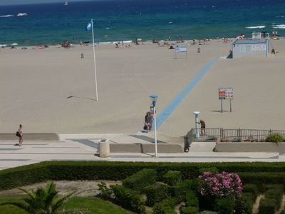 Photo for 1BR Apartment Vacation Rental in CANET EN ROUSSILLON, FRANCE