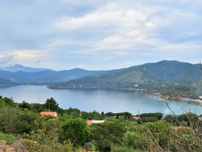 Photo for Lovely two-room apartment, newly opened, in a semi-detached villa in a panoramic position.