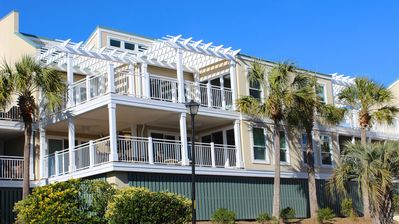 Photo for Lovely Renovated Ocean View Atrium Villa! Two Bedrooms, Sleeps 8!