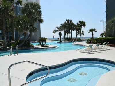 Photo for Long Beach Resort *** BEST PRICED STUDIO CONDO *** At Long Beach with Ocean View