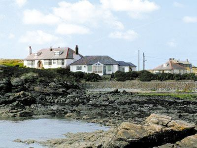 Photo for 4 bedroom property in Holyhead and Trearddur Bay.