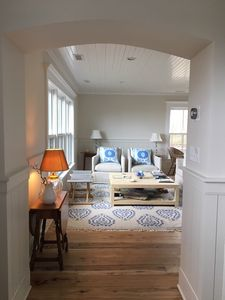 Photo for Newly renovated 2 bedroom cottage with ocean view