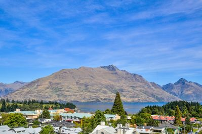 Enjoy Queenstown's famous views from every room
