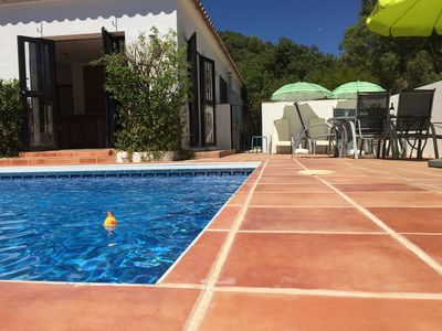 Photo for Peaceful private Finca with own swimming pool