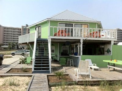 Photo for Boatslip! Flora-Bama! New Kitchen & Bathroom. Outdoor Bar Area