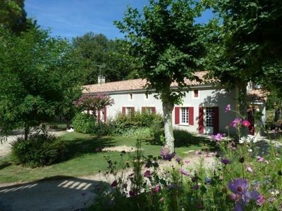 Photo for 2BR House Vacation Rental in Salignac-Eyvigues