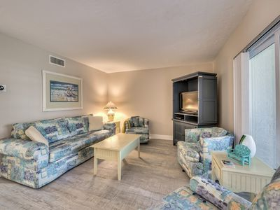 Photo for Weekly Rental Available!  Remodeled Condo Right on the Beach!