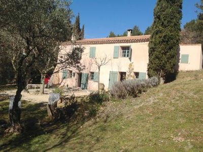 Photo for A farmhouse of the 18th century in the countryside of Aix-en-Provence.