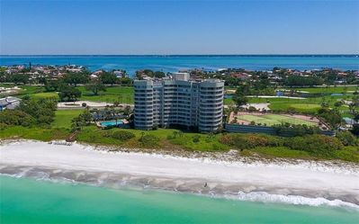 Photo for Spacious 3 BR Gulf view condo with top notch amenities located at Beaches on Longboat Key.