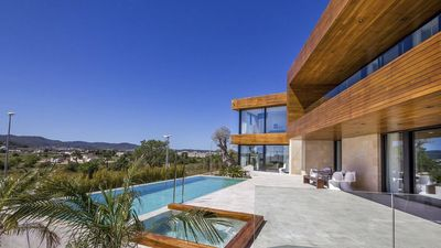 Photo for Ibiza Deluxe - luxury 6 bedrooms serviced villa - Travel Keys