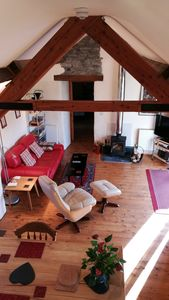 Photo for Quality 1 Bed Barn Conversion In Lovely Elevated Rural Position Near Ruthin