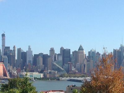 Photo for Awesome 3 Bdrm Apt With Fantastic NYC/River Views Just 10 min From Midtown NYC