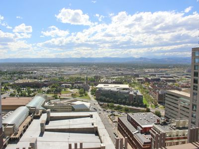 Photo for Best Location and Views in Denver From 30th Floor!