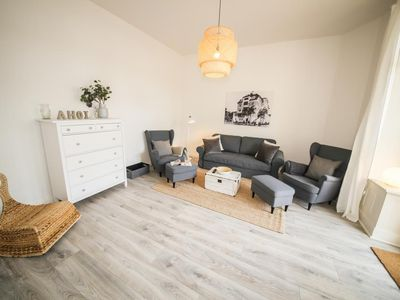 """Photo for The apartment """"LUV"""" was completely refurbished in 2018 and now shines with new equipment."""
