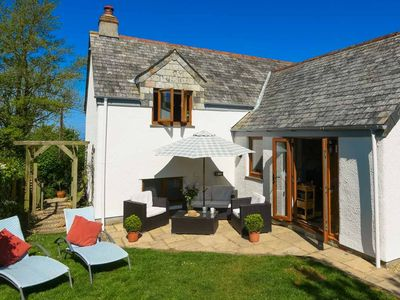 Photo for Barn Cottage - Crackington - sleeps 8 guests  in 4 bedrooms