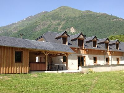 Photo for Chalet 15 people **** The Barn of the Law - Luz-Saint-Sauveur