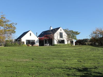 Photo for Olive Estate - Martinborough Holiday Home