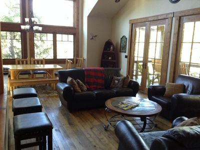 Photo for Fabulous vacation getaway in Tahoe Donner!