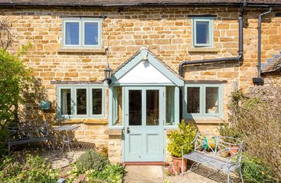Photo for Cosy Corner is a beautiful Cotswold stone cottage, peacefully located in the village of Evenlode