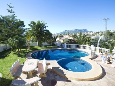 Photo for Vacation home Villa Costeres in Calpe/Calp - 10 persons, 5 bedrooms