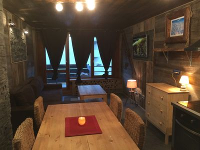 Photo for 1BR Apartment Vacation Rental in Tignes, RA
