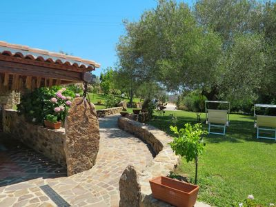 Photo for Vacation home Villa LI FUNNESI (POT200) in Ottiolu - 4 persons, 1 bedrooms