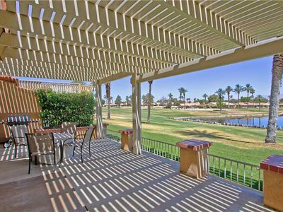 Photo for PS641 - Palm Desert Resort CC - Spacious! Firepit!