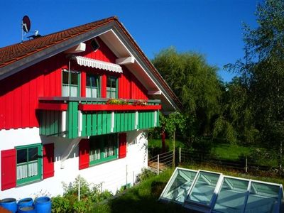 Photo for 3-room apartment in the countryside, near eastern. Lake Constance