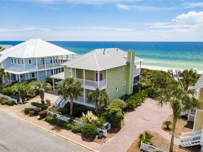 Photo for Shore-E-Nuff - Gulf Front, Free Beach Service, Heated Community Pool!