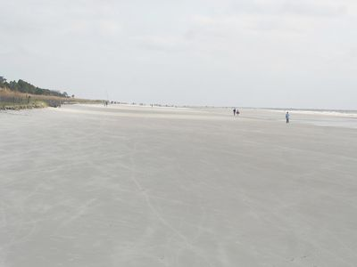 Beautiful beach - most desirable beach in HHI