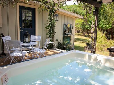 Photo for Cottage with Hot Tub in Texas Hill Country