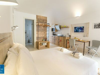 Photo for Superior studio apartment, quite and confortable ap
