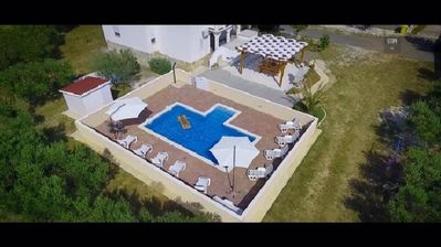 Photo for 6BR House Vacation Rental in Vrsi, Dalmatien Festland