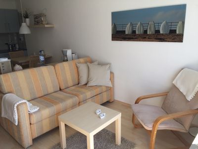 Photo for Apartment near the beach in the sailing center Schilksee