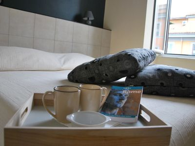 Photo for B&B Casa Torpì - Cozy room in Rome with breakfast