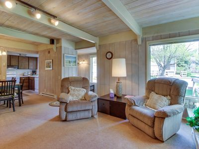Photo for A shared pool, hot tub, & other amenities, near Dollar Mountain!