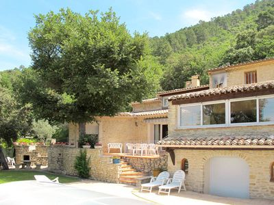 Photo for Vacation home Villa les Chênes  in Nyons, Mont Ventoux surroundings - 9 persons, 3 bedrooms