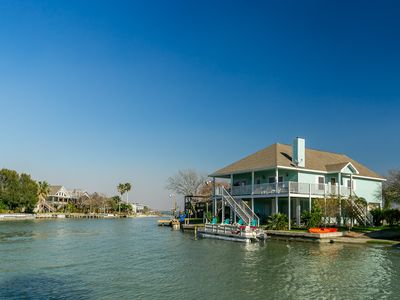 Photo for Best View Waterfront Home #2 - Prime Fishing, Kayaking, Beach & Pool Close