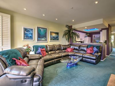 Photo for Colorful Garden Condo in Irvine – Close to Beach – Long-Term Only