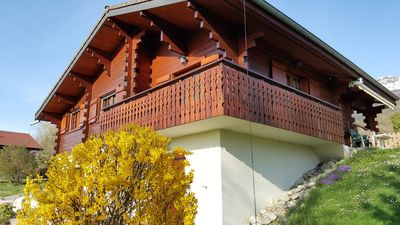 Photo for Nice chalet between Lake Annecy and mountains