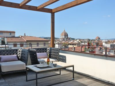 Photo for Terrazza D'Azeglio in Florence