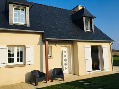 Photo for 4BR House Vacation Rental in Plouescat, Bretagne