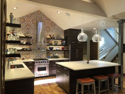 Remodeled kitchen includes all you need to create a fabulous meal!