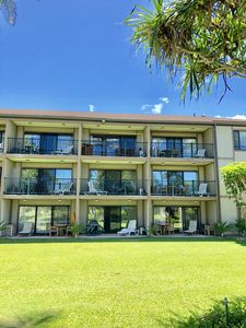 Photo for Remodeled condo with A/C in Pono Kai Kapaa resort