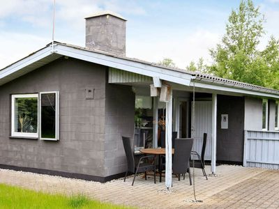 Photo for Undisturbed Holiday Home in Hals for 4 Persons with Terrace & BBQ