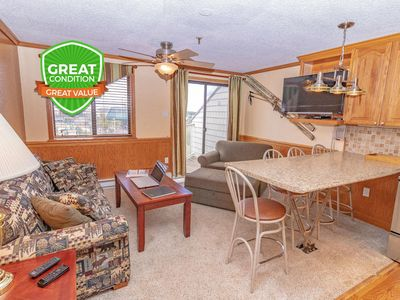 Photo for NO BAIT & SWITCH PRICING Includes Parking/Cleaning/Wi-Fi 1BR/1BA Sleep 4 ML326