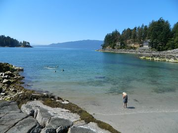 Williams Island, Madeira Park, British Columbia, Canada